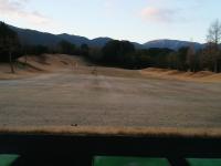 伊都ゴルフ倶楽部さんの練習場風景